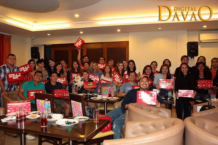 lazada box of joy with dbs