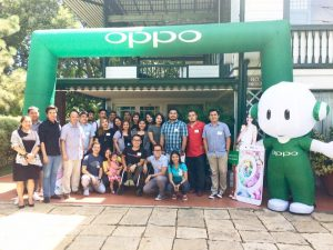 oppo selfie expert media gathering in davao digitaldavao