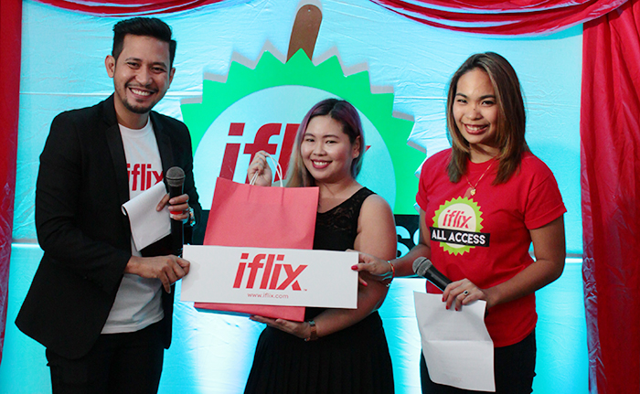 digitaldavao iflix goes to davao contest winner