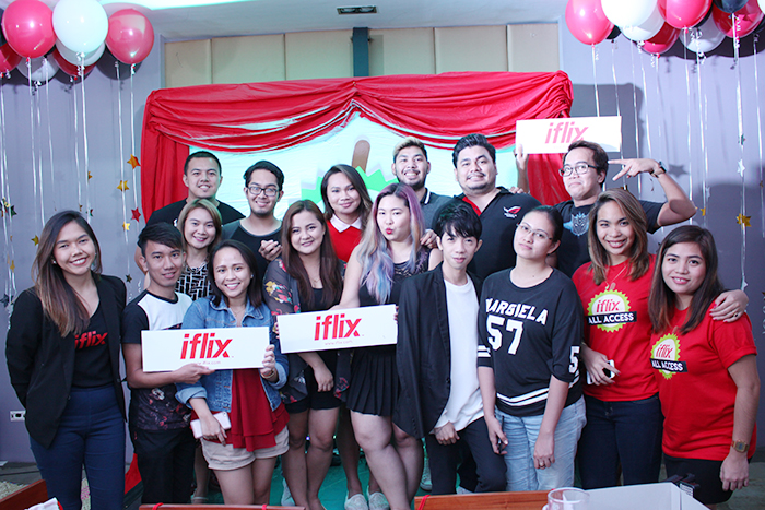 digitaldavao iflix goes to davao with dbs