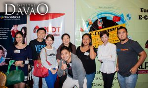Davao Bloggers Society at the Blogadia eCommerce and Entrepreneur Summit