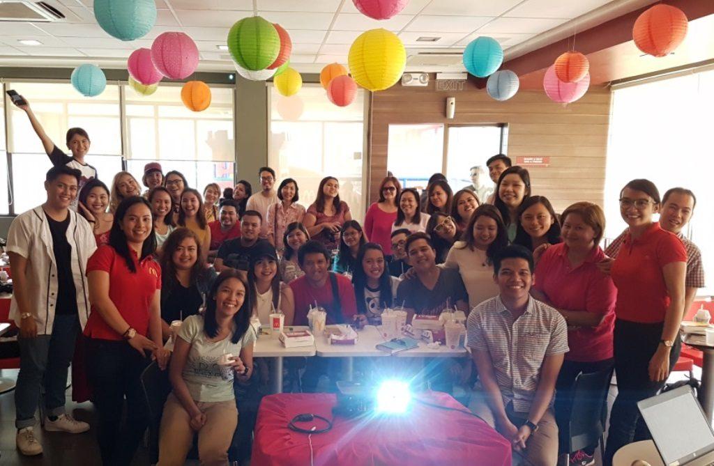 McDonald's Media Gathering Davao
