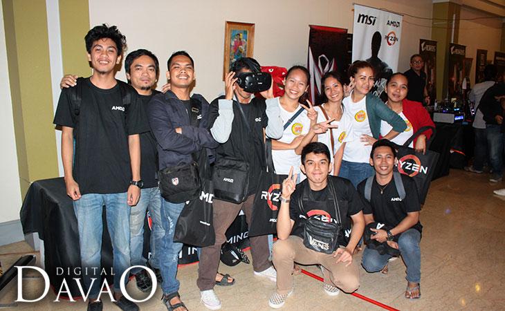 AMD Ryzen Event attendees