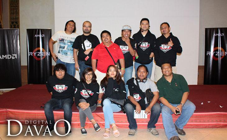 Black Lambs at the AMD Ryzen Event 2
