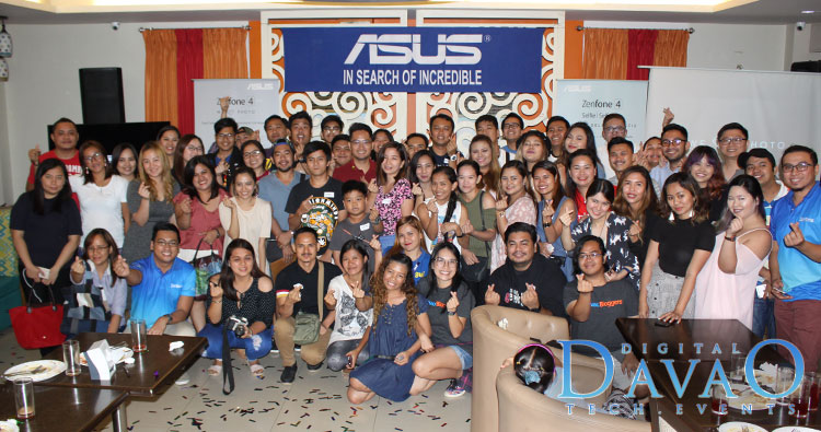 asus unveil zenfone 4 series davao