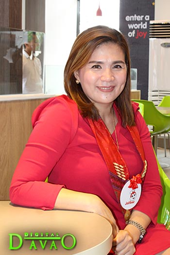 DigitalDavao-Jollibee Puan Blessing and Ribbon Cutting 1