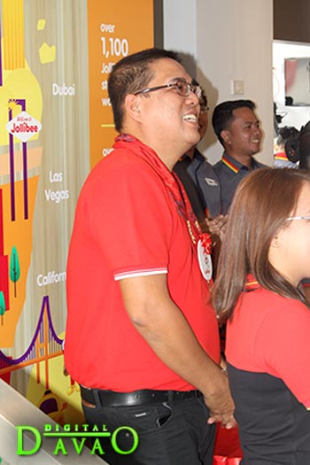 DigitalDavao-Jollibee Puan Blessing and Ribbon Cutting 2